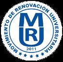 Logo del Movimiento de Renovación Universitaria